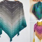 Beautiful Warm Cosy Crochet Shawls