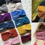 Crochet Head Warmers