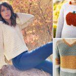 Cute Crochet Sweater Ideas