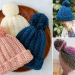 Cute and Clever Crochet Beanies