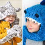 Hooded Scarves for Kids