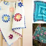 Soft And Beautiful Crochet Blankets For Babies