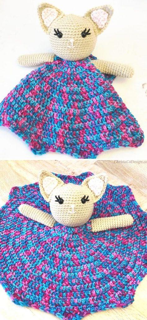 Katerina Kitty Cat Lovey