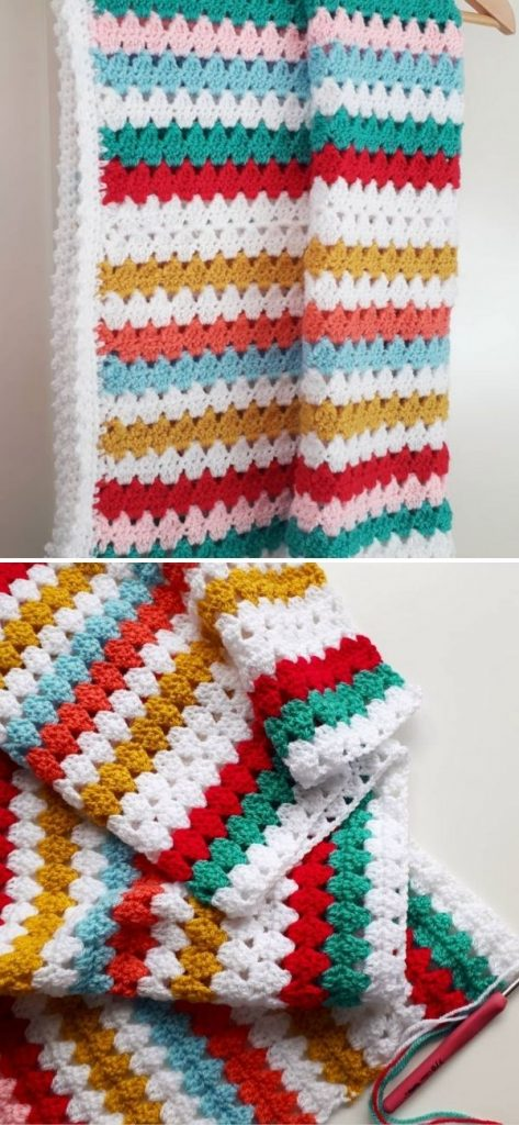 Granny Stripes 2