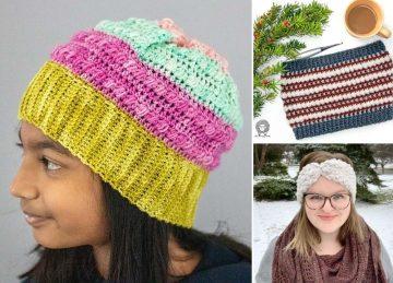 Puff Stitch Warm Clothes Creations