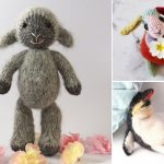 Cute Knitted Animals