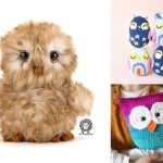 Cute and Easy Crochet Owl Patterns
