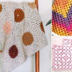 Sweet Granny Crochet Baby Blankets