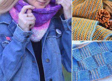 Beautiful and Feminine Crochet Cowls