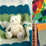 Colorful Fun Crochet Blankets