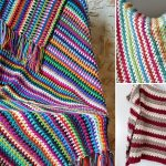 Cute And Easy Crochet Baby Blankets