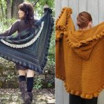 Fantastic Crochet Hooded Shawl Ideas