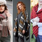 Amazing Plaid Crochet Wraps