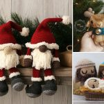 The Best Christmas Amigurumi Patterns
