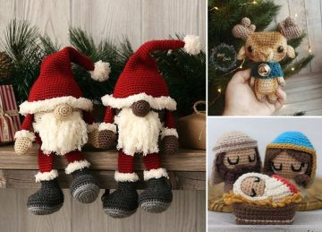 Sweet Christmas Amigurumi