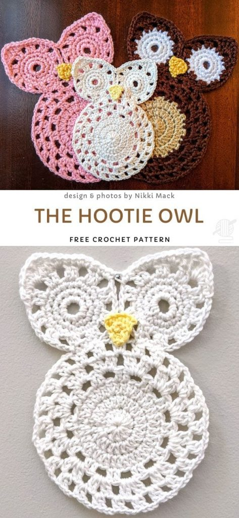 The Hootie Owl Free Crochet Pattern