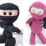 Amigurumi Ninjas