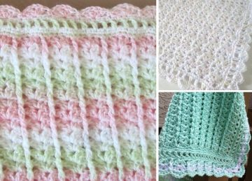 Classic Coverlet Blanket Ideas Free Patterns