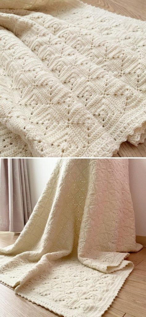 Battenberg Blanket