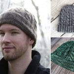 Knitted Winter Hats for Men