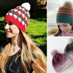 Warm Winter Hats For All Family