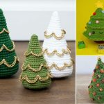 Christmas Tree Amigurumi Ideas and More