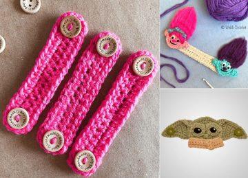 Fun And Easy Crochet Ear Savers