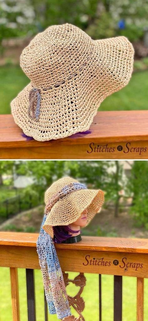 Stepping Out Sun Hat