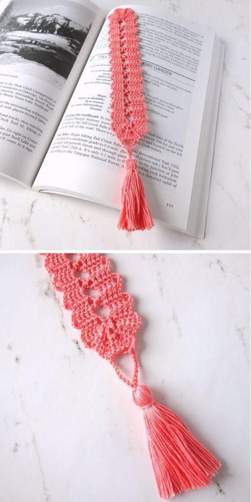 Bruges Lace Bookmark