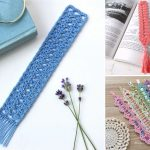 Gorgeous and Easy Crochet Bookmarks