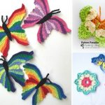 Fun And Easy Crochet Butterflies