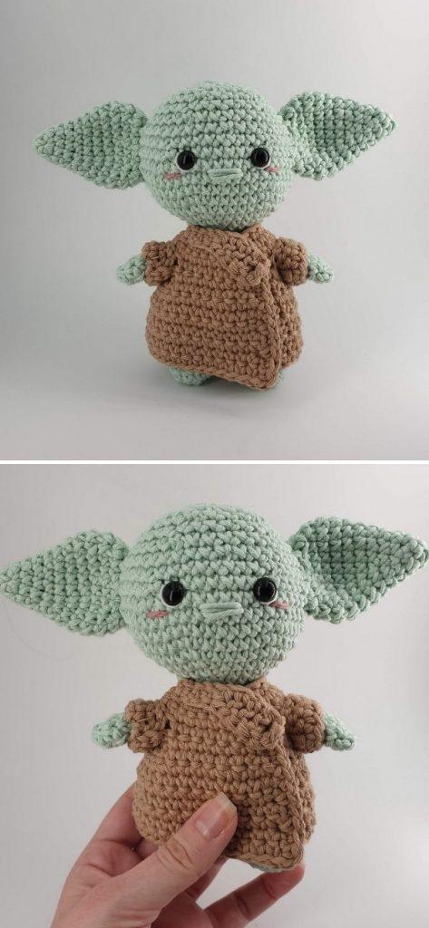 Baby Yoda : Grogu