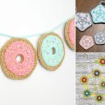 Decorative Crochet Bunting
