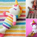 The Best Fun Unicorn Crochet Patterns Ideas