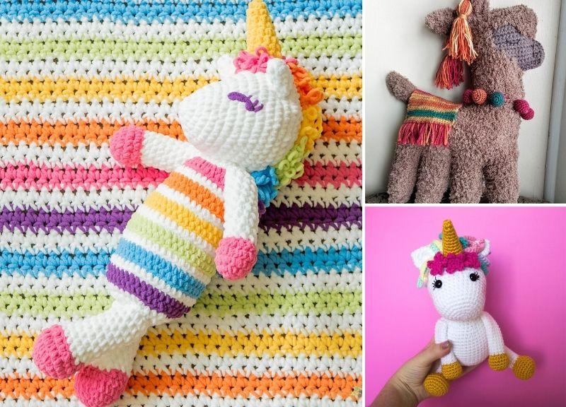 The Best Fun Unicorn Crochet Patterns Ideas 1