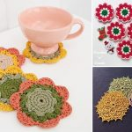 Fun Crochet Coasters Patterns