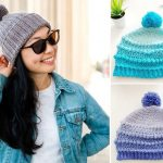 Versatile Comfy Crochet Beanies for Winter