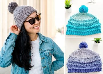 Versatile Comfy Crochet Beanies for Winter