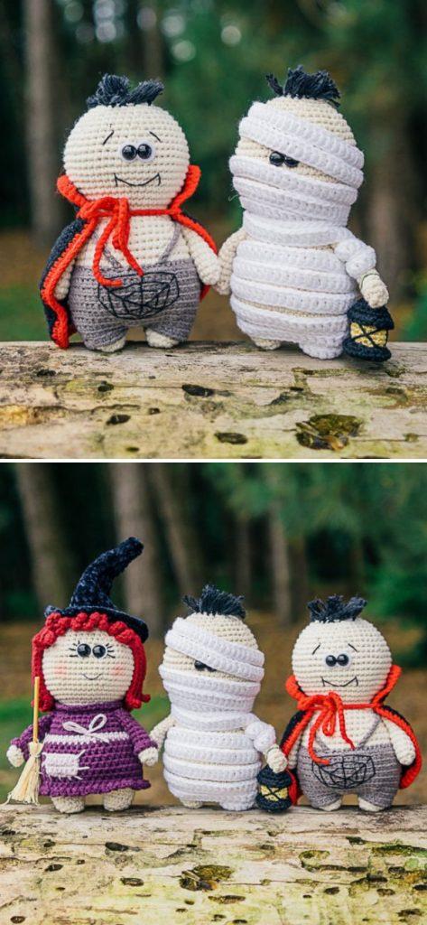 Little Mummy Pattern
