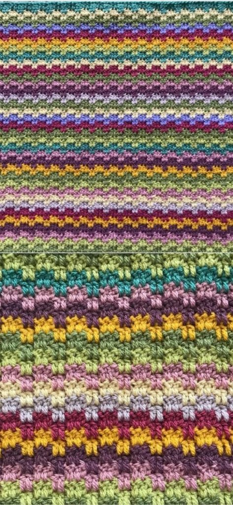 How to Crochet A Snuggle Stitch Blanket