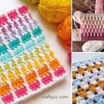 20+ Best Crochet Stitches