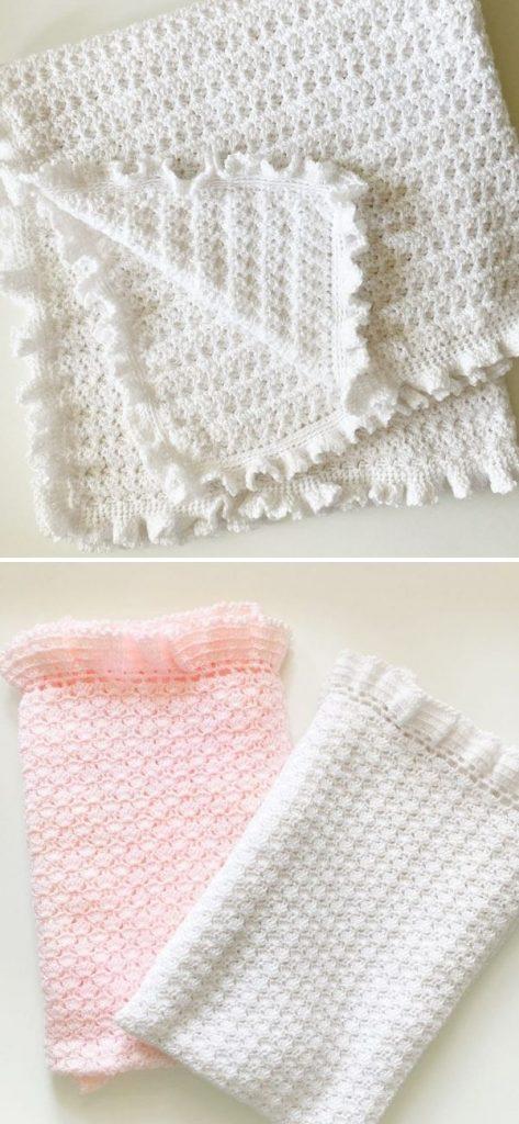 Crochet CJ's Flower Blanket