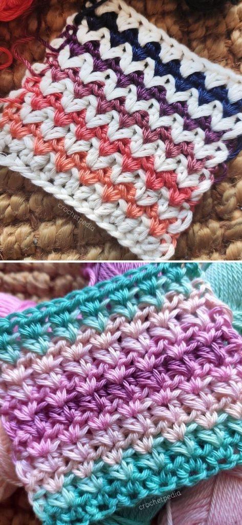 V-Stitch Two Ways