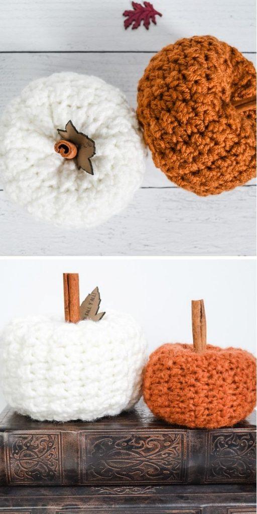 Cozy Cabin Pumpkin