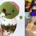 16 Cutest Halloween Amigurumi Patterns