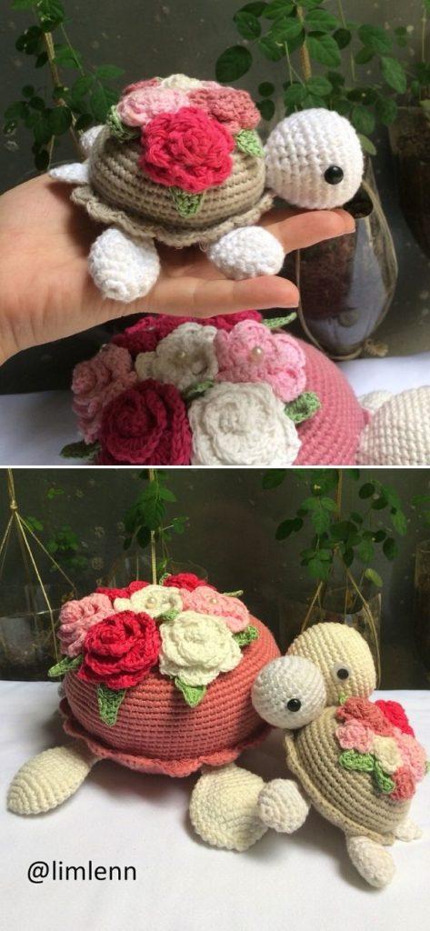 Turtle flowers