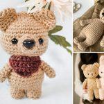 25+ Best Crochet Bear Patterns