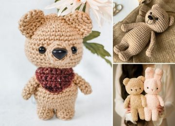 27 Best Crochet Bear Patterns