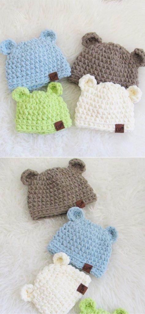 Teddy Hats