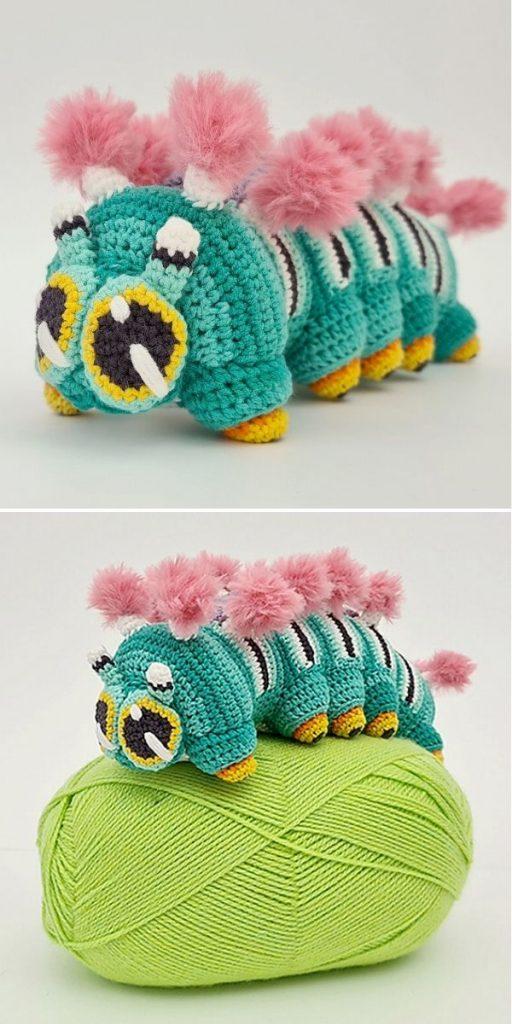 Calliope the Caterpillar